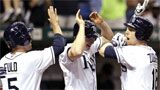 keys to success for Tampa Bay Rays this year- Get off to a fast start with great pitching and great hitting need more swinging for contact and not for fence. Bring in runs and contain the opposing teams and this RAYS team will win the divsion and go to the World Series.  Key though is to score runs, more hits a lot less strikeouts and fans must pack those seats to support this team. #GORAYS