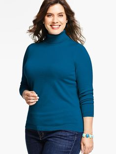 fafdad196dc A classic turtleneck sweater that is effortlessly chic. Petite Size, Plus  Size Dresses,
