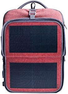 783ee67e1732 Win! HANERGY Solar Powered Backpack with Built-in 10.6W Solar Thin ...