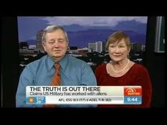 Dr. Charles Hall is a Vietnam vet who claims he worked with US Military on a Nevada Air Base to communicate with real Aliens for over two years, and his wife backs him up. This interview took place March 23, 2013 on Australian TV.