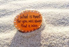 """173 Likes, 2 Comments - The Kindness Rocks Project (@thekindnessrocksproject) on Instagram: """"It will always find a way... #thekindnessrocksproject @meganmurphycoaching"""""""