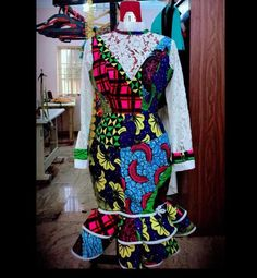 Ankara Gown Styles For That Special Occasion. Amazing is the world of African fashion trends, with t African Fashion Ankara, Latest African Fashion Dresses, African Print Fashion, Africa Fashion, African Wear, African Dress, African Prints, African Patterns, African Outfits