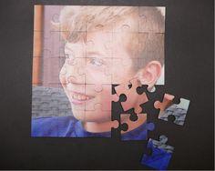 Puzzle drevené 30x30cm