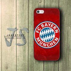 Bayern Munchen Football Wallpaper iPhone Case 4 5 6 Plus Hardcase