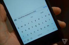 El teclado virtual Word Flow de Microsoft para iOS incluirá modo para una sola mano | Geek's RooM