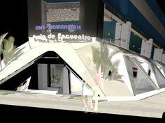 proyecto de cafeteria en marruecos