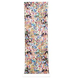 Ballets Russes Mini on Diaghilev Wallpaper – Voutsa Modern Floral Wallpaper, How To Install Wallpaper, Coat Patterns, Floral Tie, Fabric Weights, Clay, Ballet, Mini, Prints