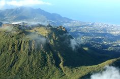 Soufriere, Guadeloupe  Volcano