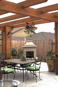 The pergola you choose will probably set the tone for your outdoor living space, so you will want to choose a pergola that matches your personal style as closely as possible. The style and design of your PerGola are based on personal Wood Pergola, Cheap Pergola, Outdoor Pergola, Backyard Pergola, Pergola Plans, Pergola Kits, Outdoor Decor, Pergola Ideas, Patio Roof