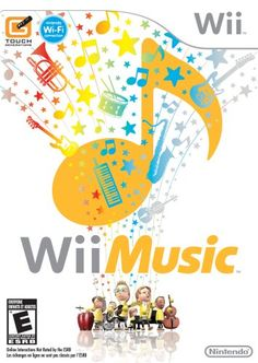 Wii Music « Game Searches