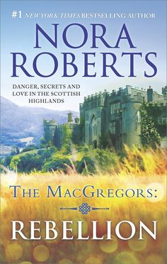 Rebellion (The MacGregors) by Nora Roberts. Her greatest love…with her worst enemy Scotland, 1745: the Battle of Culloden looms in the near future as Scottish forces, led by Bonnie Prince Charlie, attempt to overthrow the English monarchy and restore the House of Stuart to the throne. Serena MacGregor, the fiery daughter of the powerful MacGregor clan laird, despises Englishmen and all they stand for. So when her brother returns home with his gallant friend Brigham Langston, an English…