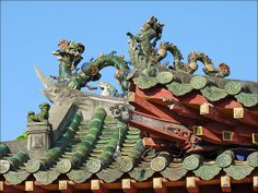 Hoi Quan Phuc Kien (Hoi An) by dalbera, via Flickr