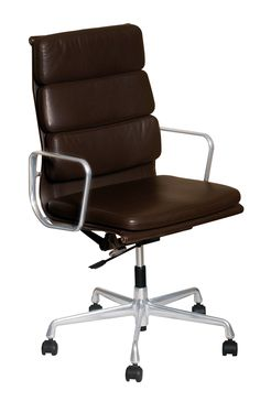 Heal's | Vitra Soft Pad Office Chair by Charles & Ray Eames