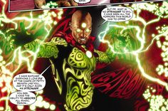 Doctor Mist screenshots, images and pictures - Comic Vine