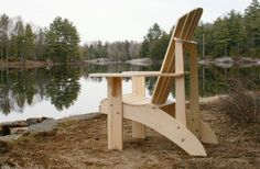 After selling my regular adult Adirondack chair plan internationally for 10 years with great success, my Customers have asked many times for a chair that is easier...