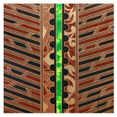'Pou' (red ochre & charcoal on board) 2013 by Zena Elliott. Maori Patterns, Polynesian Art, New Zealand Art, Nz Art, Maori Art, Kiwiana, Street Art, Design Inspiration, Abstract