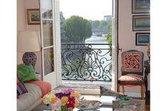 Paris in the spring ~ Lynn von Kersting's home in Paris