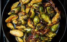 Roasted Brussels Sprouts w/ a Balsamic Creole Honey Mustard - Slap Ya Mama Cajun Products - Recipe