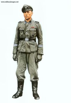 WWII German Uniform
