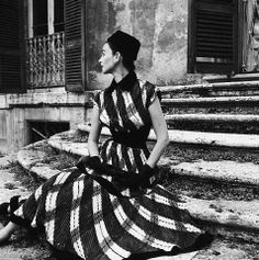 1950's Gown by Giovannelli-Sciarra