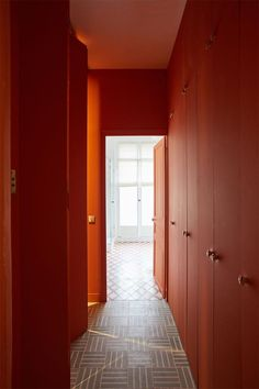 320m2 llenos de color, modernidad y encanto en Paris · A modern and colorful 320 sqm apartment in Paris