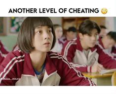 Heirs Korean Drama, Korean Drama Funny, Korean Drama Best, Drama Korea, Korean Dramas, Korean Actors, Funny School Jokes, Very Funny Jokes, Funny Memes