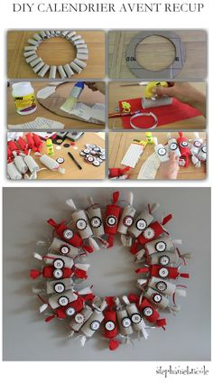 advent calendar recycle – Welcome to Ramadan 2019 Christmas Crafts For Kids To Make, Handmade Christmas Decorations, Christmas Activities, Diy Christmas Gifts, Christmas Projects, Christmas Ornaments, Holiday Crafts, Noel Christmas, Homemade Advent Calendars