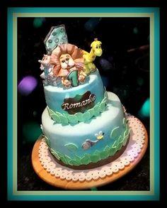 animals cake Modeling, Cake, Desserts, Animals, Food, Tailgate Desserts, Deserts, Animales, Modeling Photography