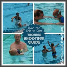 Teaching Children to Swim Troubleshooting