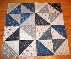 broken dishes quilt blocks