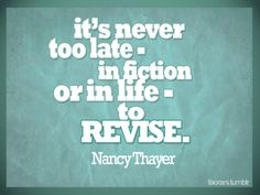 Sometimes a little life revision goes a long way! #quote #inspire