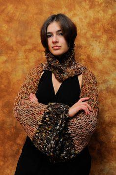 Autumn Sleeves Bolero от Ellita на Etsy