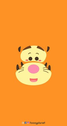 Cartoon phone wallpapers · disney tiger, tigger disney, disney winnie the pooh, wallpaper iphone disney, cute
