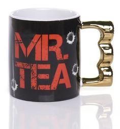 Mr. Tea!  For hard core tea drinkers.