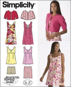 Diy Clothing, Sewing Clothes, Skirt Patterns Sewing, Mccalls Patterns, Fabric Patterns, Sewing Lessons, How To Make Clothes, Simplicity Patterns, Fashion Sewing