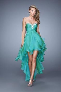 Have a look at this la femme homecoming dress with light teal color from couture candy. Turquoise Homecoming Dresses, Pretty Homecoming Dresses, Turquoise Dress, Prom Dresses, Wedding Dresses, Light Teal Color, Ruffle Skirt, Get Dressed, A Line Skirts