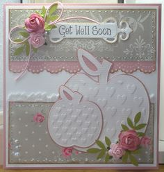Get Well Soon Card for someone very special to me.