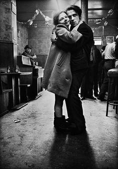 Anders Petersen – Café Lehmitz, Hamburg, Germany,  c.1967-70