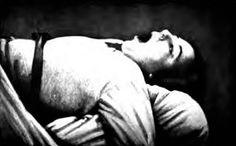 """lastdreamofjesus:  """" Hystéro-épilepsie - début de l'attaque - cri  """""""