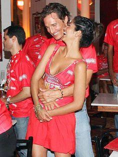 Matthew McConaughey & Camila Alves's Show of Love    Trips to Brazil!