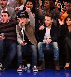 Niall Horan and Liam Payne