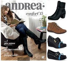 Catalogo Digital Andrea Confort OI- 2015 Mexico