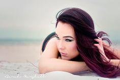 Pensacola Beach. Sunset. Boudior Style. Photo Credit: Sarah Marshall Model: Michele Kelley