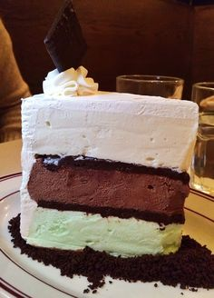 Ice Cream Cake Parm Nyc