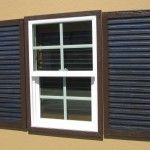 forget solar panels...try solar plantation shutters!  There are interior mount photovoltaic solar shutters too.