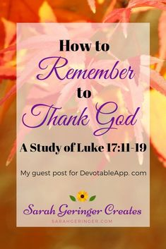 Do you remember to thank God for answered prayer? Apply these simple reminders for deeper faith from the story of the ten lepers in the Bible. Women Of Faith, Faith In God, Grateful Prayer, Thankful, Ten Lepers, Christian Faith, Christian Living, Christian Women, Hope In Jesus
