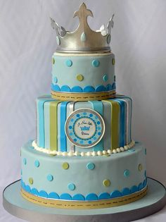 Gracie Moonpie & Co. | The Cake Gallery  A new little prince is on his way!