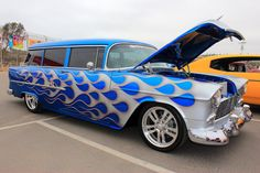 Blue Flame Special by *DrivenByChaos on deviantART