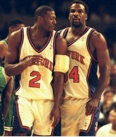 Larry Johnson, Pro Basketball, New York Knicks, Nba Players, Tandem, Oakley, Old School, Nyc, Slammed