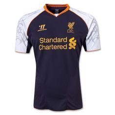 Liverpool 12/13 Third Soccer Jersey